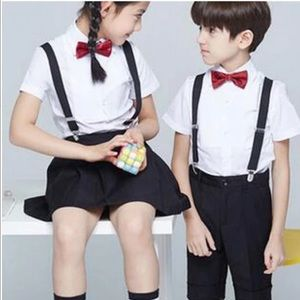 Other - Kids girls /boys outfit suspenders clip-on y back